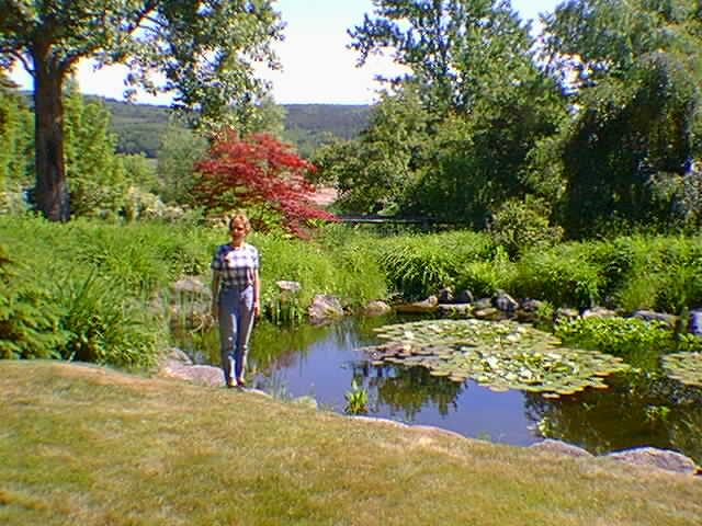 Annapolis Royal Historic Gardens June 21 Nova Scotia Trip